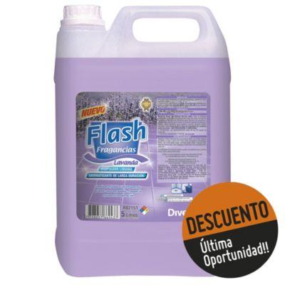 Limpiador líquido fragancia lavanda