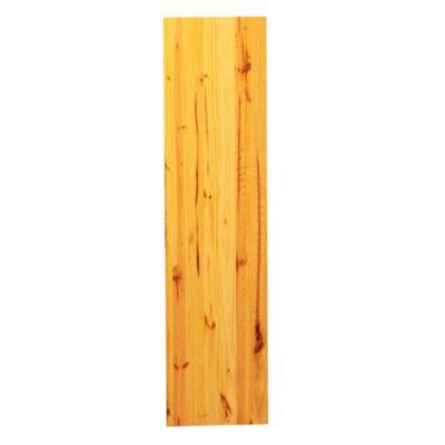 Tablero de pino encolado 200 x 40 cm