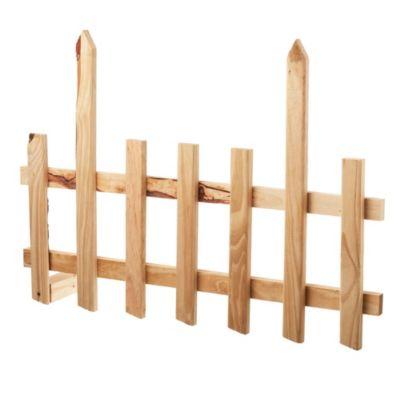 Cerco impregnado jard n 90 x 65 cm - Cercado de madera ...