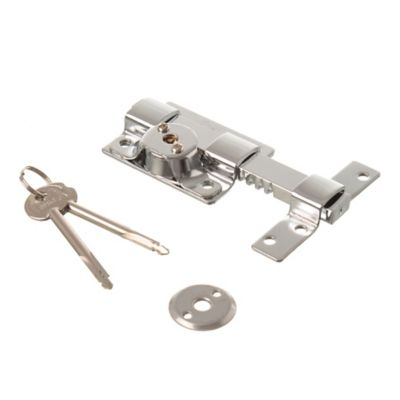 Pasador cromado con llave cruz 6