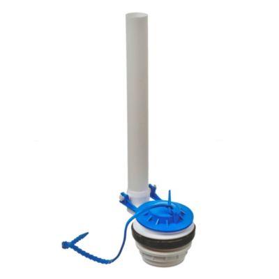 Mecanismo de descarga de agua con flapper para ...