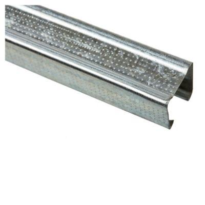 Tira montante de acero galvanizado 2.60 m