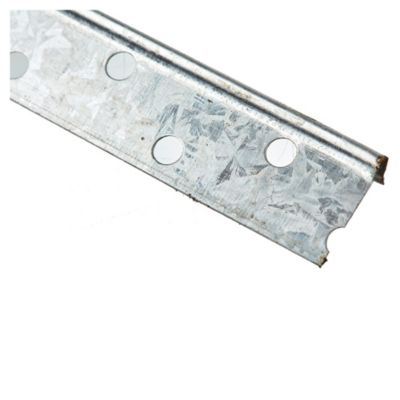 Tira ángulo de acero galvanizado 2.60 mts