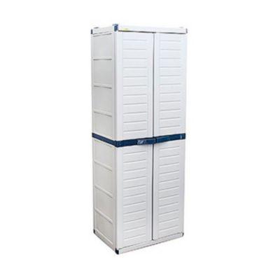 Armario con estantes - 65 x 45 x 180 cm