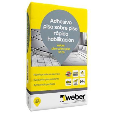 Adhesivo renovación para piso sobre piso 30 kg