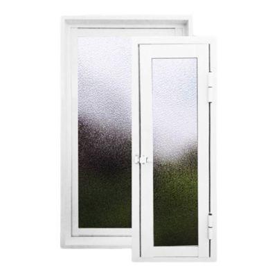 Lucera aluminio vidrio entero blanca 60 x 110 x...