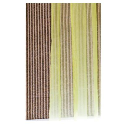 Cortina enrollable yute ancha natural 120 x 160 cm