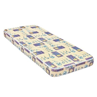 Colchón 1 plaza de tela no tejida