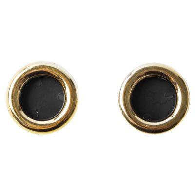 Cubeta redonda 43 mm dorado y negro