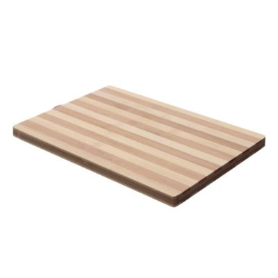 Tabla de madera rayada 34 cm