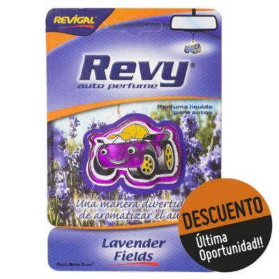 Revy auto perfume lavender field