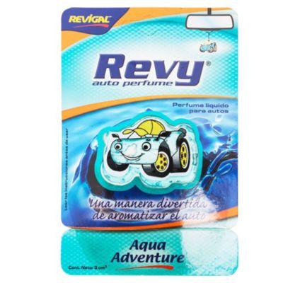 Revy auto perfume aqua adventure