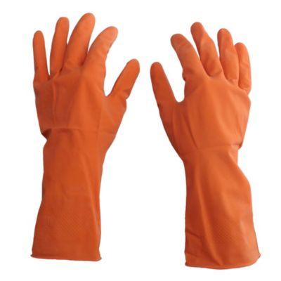 Guante naranja talle grande
