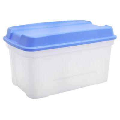 Caja organizadora de plástico duraforte 167 l