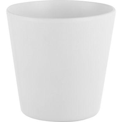 Maceta dallas 19 cm blanco