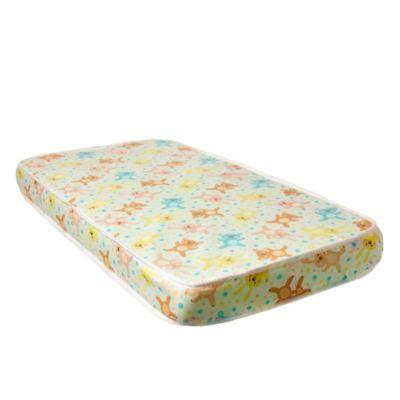 Colchón de espuma para cuna 120 x 60 x 10 cm