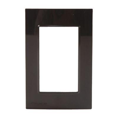 Tapa rectangular gris línea quadra natural