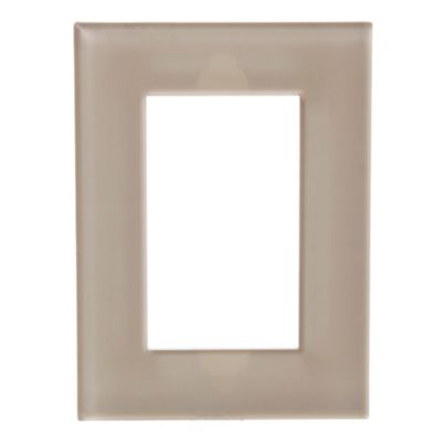 Tapa rectangular arena línea minimal kristal