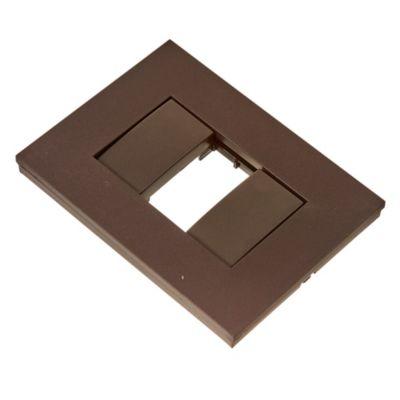 Set semi armado rectangular tapa + bastidor mig...