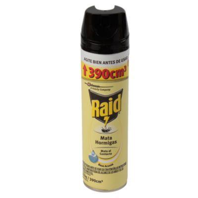 Insecticida mata hormigas en aerosol