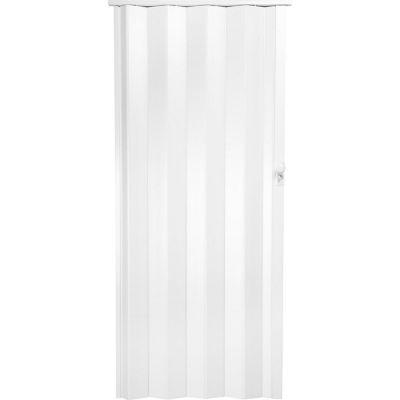 Puerta plegable milano blanca 70 x 200 cm derec...