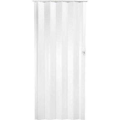 Puerta plegable milano blanca 120 x 200 cm dere...