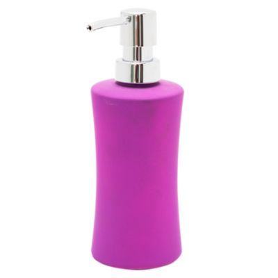 Dispenser silicona violeta