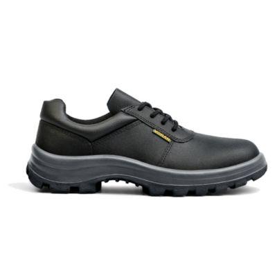 Zapato de seguridad spider negro
