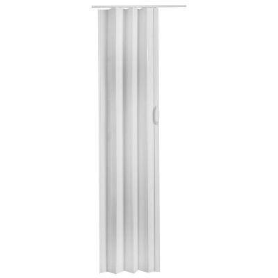 Puerta plegable Tivoli blanca 90 x 200 cm derecha