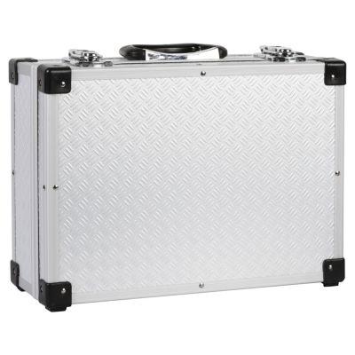 Caja de herramientas metálicas simple