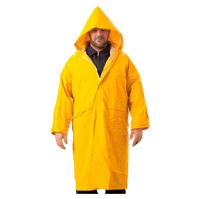 Capa lluvia amarilla