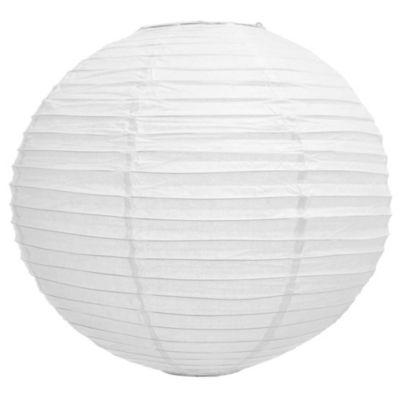 Pantalla globo blanco 48 cm