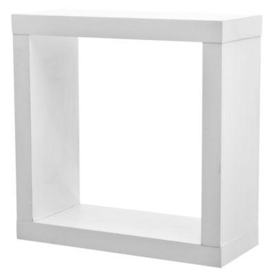 Cubo blanco 45 x 45 x 18 cm