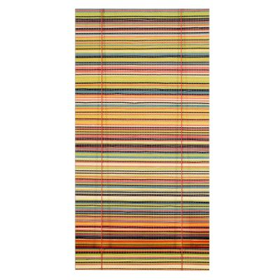 Cortina Enrollable Bamb Colores 80 X 165 Cm
