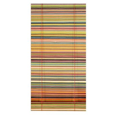 Cortina enrollable de bambu 150 x 220 cm