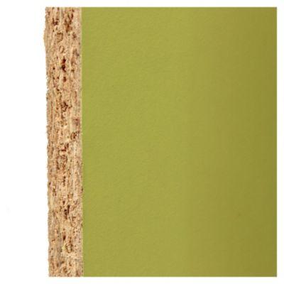 Melamina línea juvenil verde 18 mm 183 x 275 cm