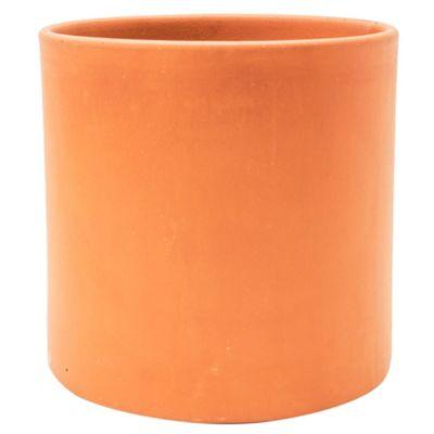 Maceta cilindro terracota n°26