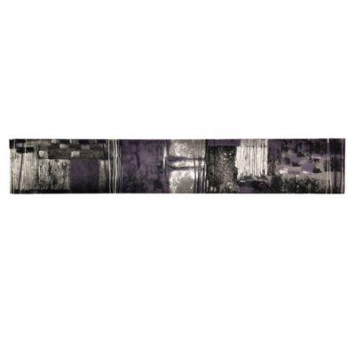 Listel munch violeta 10 x 59 cm