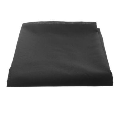 Mantel liso 150 x 250 cm negro