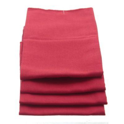 Pack servilletas rojo y negro x 4 unidades