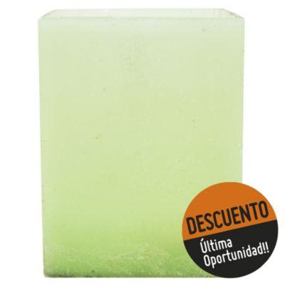 Fanal Cuadrado 15 x 20 cm Verde