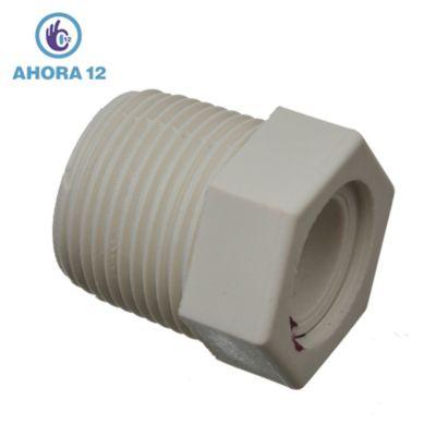 Válvula de seguridad de plástica para termotanque
