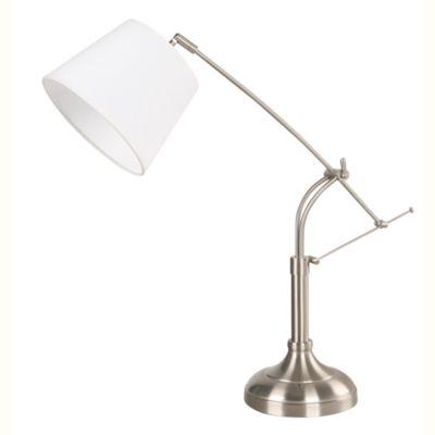 Lámpara de mesa una luz e27