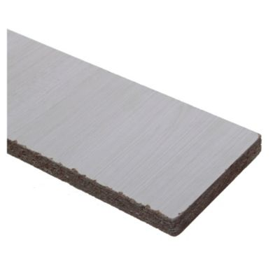 Tapacanto melamina 22 mm x 15 m linosa cinza na...