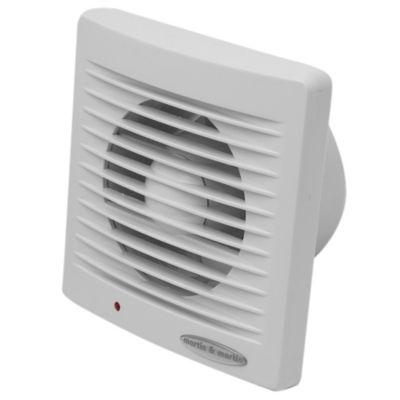 Extractor de aire para pequeños ambientes 200 m3/h