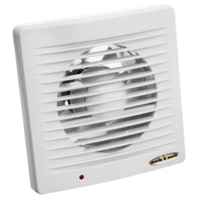 Extractor de aire para pequeños ambientes 90 m3/h