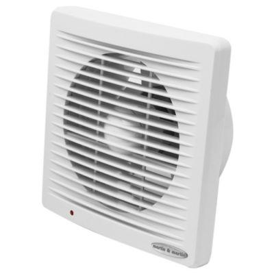 Extractor de aire para pequeños ambientes 300 m3/h