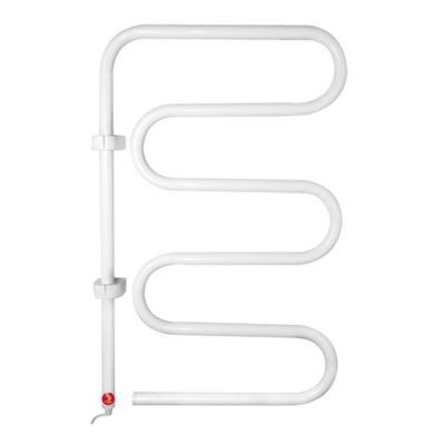 Toallero eléctrico pivot blanco 125 w