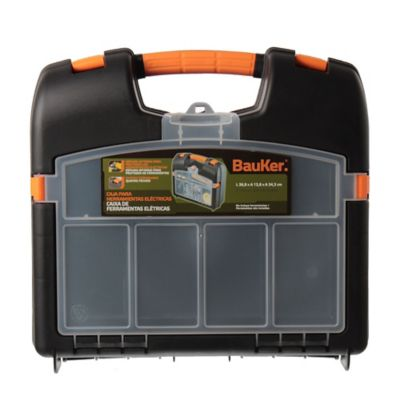 Caja de herramientas plástica