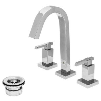 Combinación lavatorio geometry lever